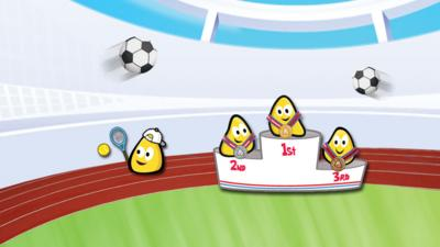 CBeebies Radio - CBeebies Sporty Dreamies – Running