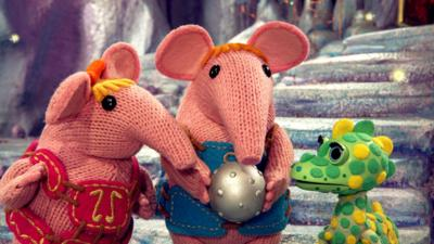 Clangers - The Ball