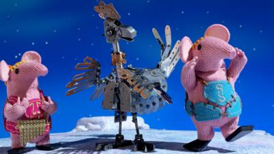 Clangers - The Chicken Waltz