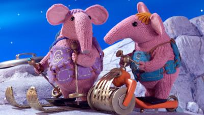 Clangers - Granny And Small