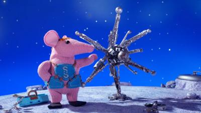 Clangers - Small's New Star