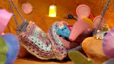 Clangers - Tiny's Lullaby
