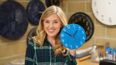 Maddie's Do You Know? - Clock