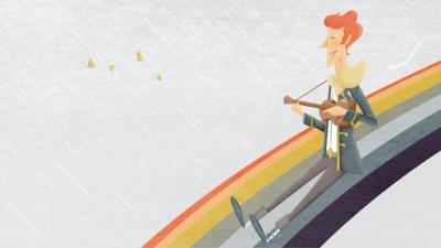 CBeebies Radio - Dukulele – Duke Rides A Rainbow