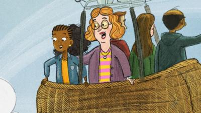 CBeebies Radio - Enna Gee's Adventures – Up In The Air