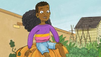 CBeebies Radio - Enna Gee's Adventures – What You Are Is What You Eat