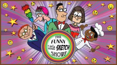 CBeebies Radio - The Funny Little Sketch Show – Rubbish in the Jelly