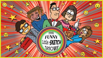 CBeebies Radio - The Funny Little Sketch Show – Egg Rolls With Plastic Soap