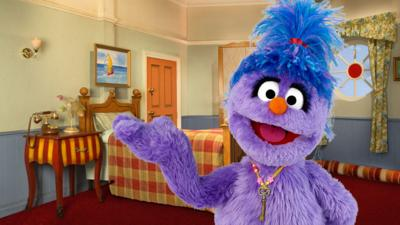 The Furchester Hotel - The Stormy Room