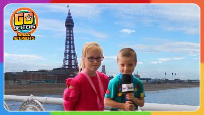 Go Jetters - Blackpool Tower