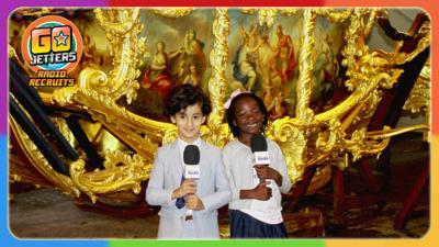 Go Jetters - Buckingham Palace