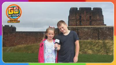 Go Jetters - Carlisle Castle