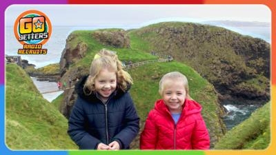 Go Jetters - Carrick-a-Rede