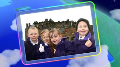 Go Jetters - Edinburgh Castle