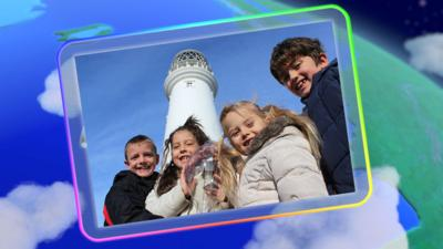 Go Jetters - Flamborough Lighthouse