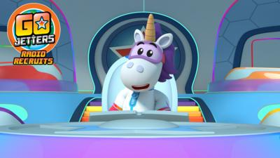 Go Jetters - CBeebies Radio: Go Jetters Radio Recruits