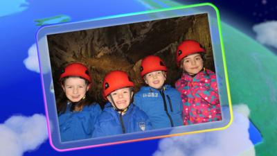 Go Jetters - Marble Arch Caves