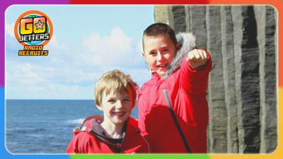 Go Jetters - Isle of Staffa