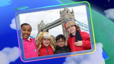 Go Jetters - Tower Bridge