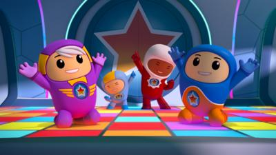 Go Jetters - Go Go Jetters (No Limit)