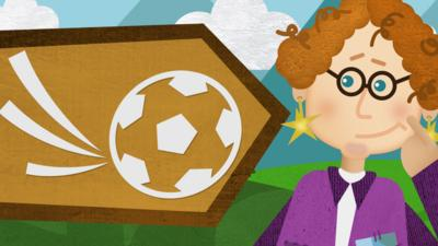 CBeebies Radio - Hear To There – Football Match