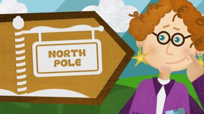 CBeebies Radio - Hear To There – The North Pole