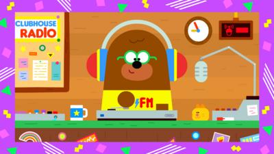 Hey Duggee - Hey Duggee's Top Of The Pups Playlist
