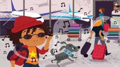 CBeebies Radio - iSpy Sound Detective – Airport