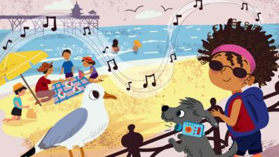 CBeebies Radio - iSpy Sound Detective – Seaside