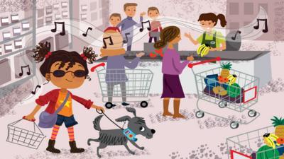 CBeebies Radio - iSpy Sound Detective – Supermarket