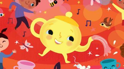 CBeebies Radio - I'm A Little Teapot