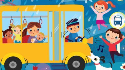 CBeebies Radio - The Wheels On The Bus