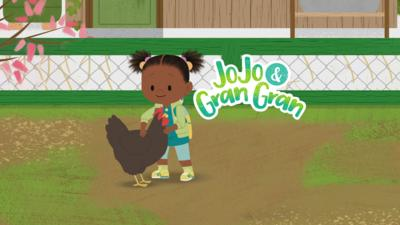 JoJo & Gran Gran - It's Time To See Some Baby Animals