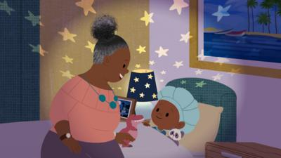 JoJo & Gran Gran - It's Time For A Power Cut Sleepover
