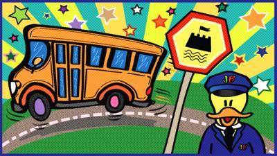 CBeebies Radio - Jumble Bus – Let's Go To The Beach