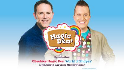 CBeebies Radio - The CBeebies Magic Den