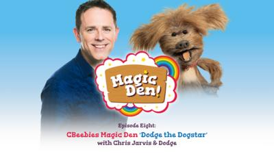 CBeebies Radio - CBeebies Magic Den – Dodge The Dogstar
