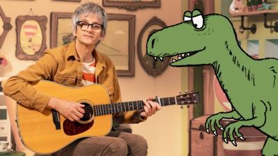 CBeebies Radio - The Dinosaur Song