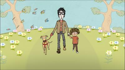 CBeebies Radio - The Take A Walk Song
