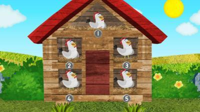Numberblocks - Hen House Hop