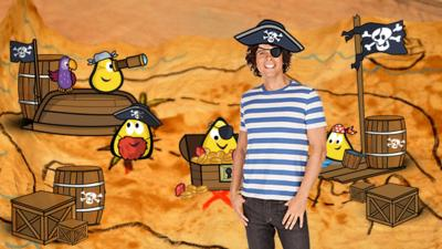 CBeebies House - Pirate Andy's Adventure
