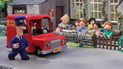 Postman Pat - A Magical Jewel