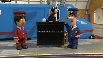 Postman Pat - A Wobbly Piano