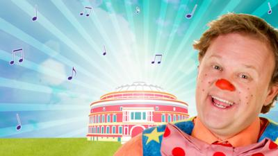 CBeebies Prom – Off to the Moon - Mr Tumble And The CBeebies Prom