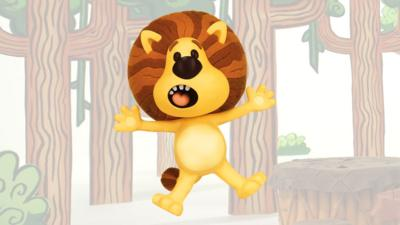 Raa Raa the Noisy Lion - Raa Raa's Big Roar