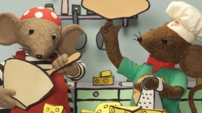 Rastamouse - For Real FM – The Great Mouseland Bake Off