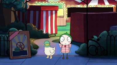Sarah and Duck - The Fairground