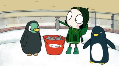Sarah and Duck - Sarah, Duck And The Penguins