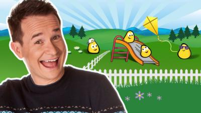 CBeebies Radio - Sounds Of Summer – In The Park