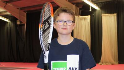 CBeebies Radio - Sporting Superstars – Visually Impaired Tennis